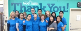 NWM Supports the Vancouver Food Bank